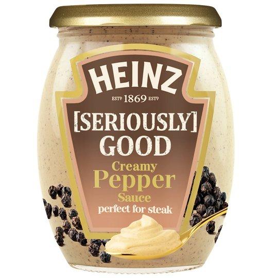 """Sås """"Creamy Pepper"""" 260g - 50% rabatt"""