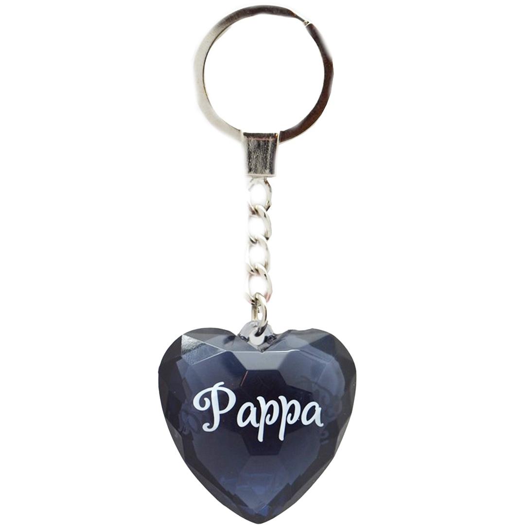 Diamond keyring - Pappa
