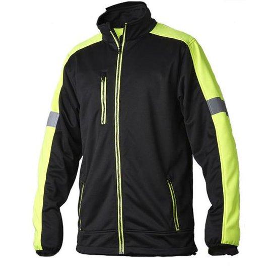 Vidar Workwear V70085103 Neulepaita keltainen/musta XS