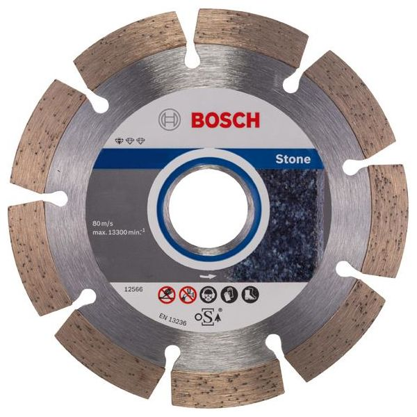 Bosch Standard for Stone Diamantkappskive 115x22,23mm 1-pakn.