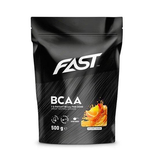 Ravintolisä BCAA Orange-Mango 500g - 68% alennus
