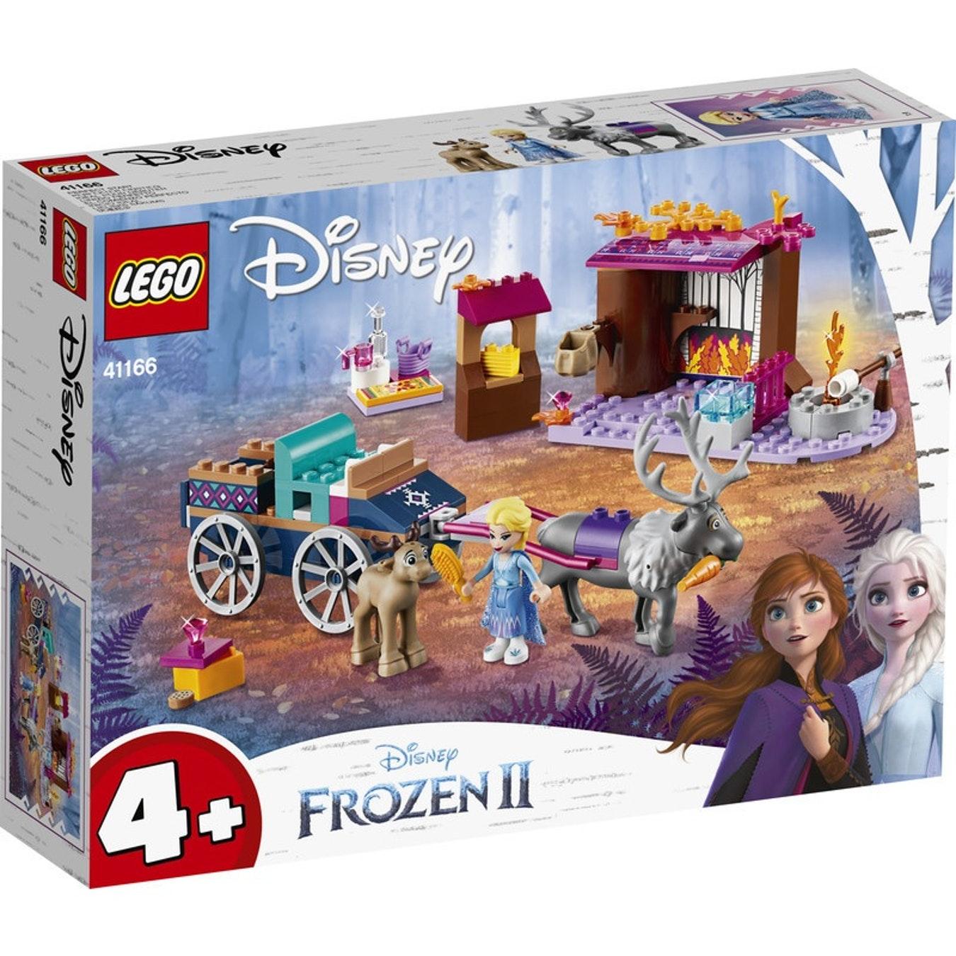 LEGO - Disney Frozen - Elsa's Wagon Adventure (41166)