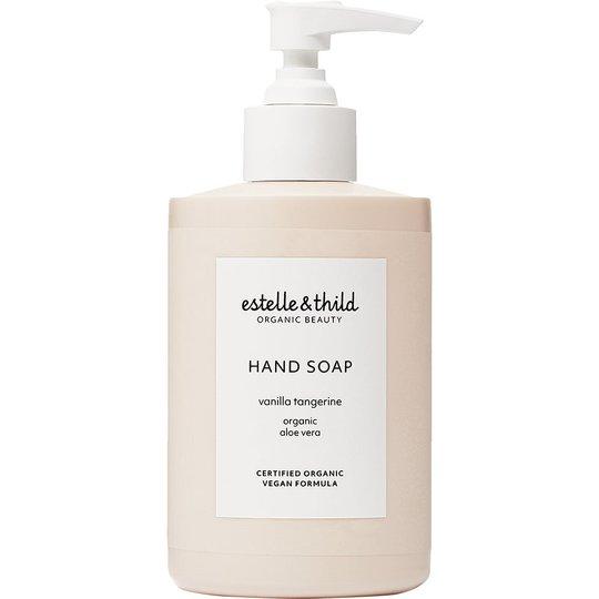 Vanilla Tangerine Hand Soap, 250 ml estelle & thild Käsi- ja jalkakylvyt