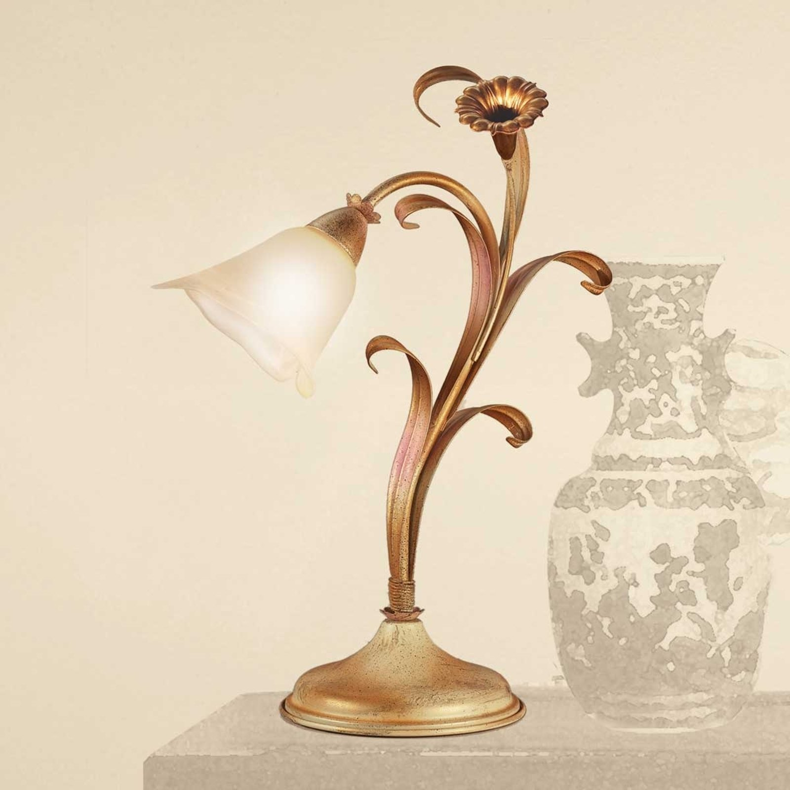 Florentinsk bordlampe Giovanni