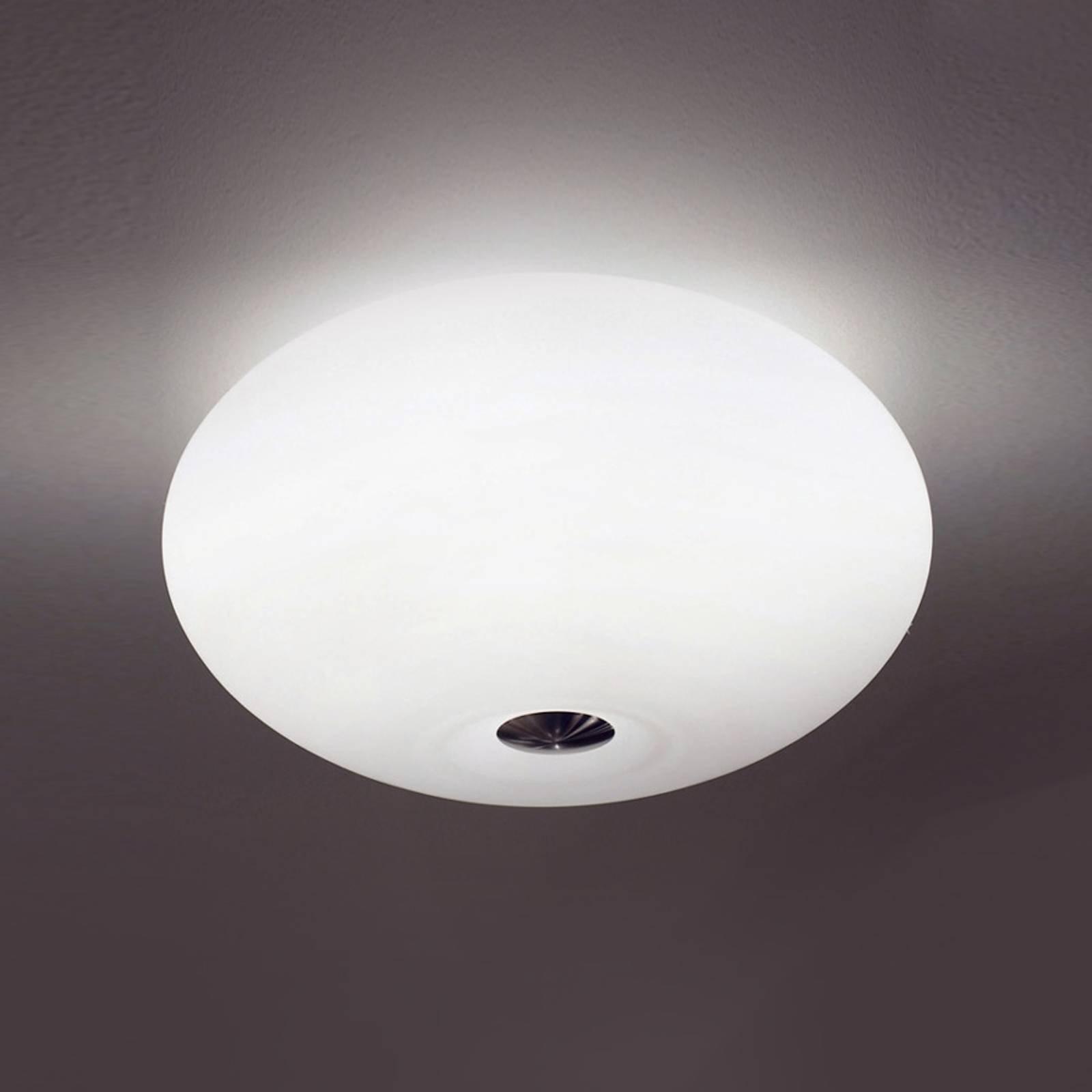 Prektig taklampe AIH 28 cm hvit matt