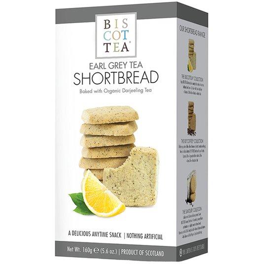 """Brödkakor """"Shortbread Earl Grey"""" 160g - 49% rabatt"""
