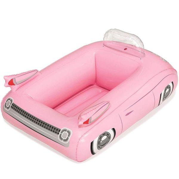 Bestway Pink Party Car Cooler Juomajäähdytin puhallettava