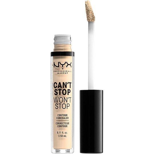 Can't Stop Won't Stop Concealer, NYX Professional Makeup Peitevärit
