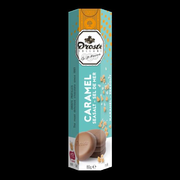 Droste Caramel Sea Salt 80g