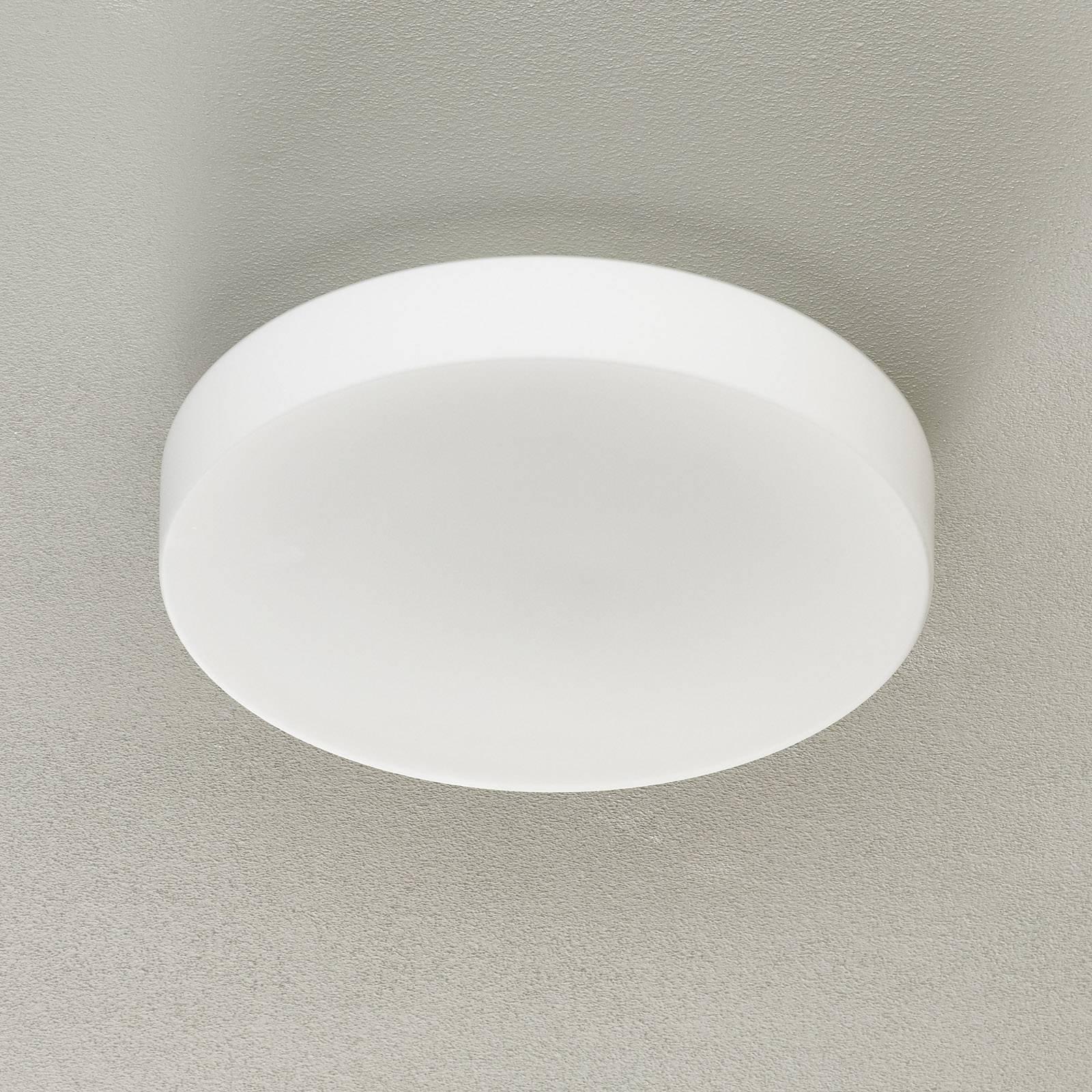 BEGA 34288 LED-taklampe glass DALI 3 000 K Ø 39 cm