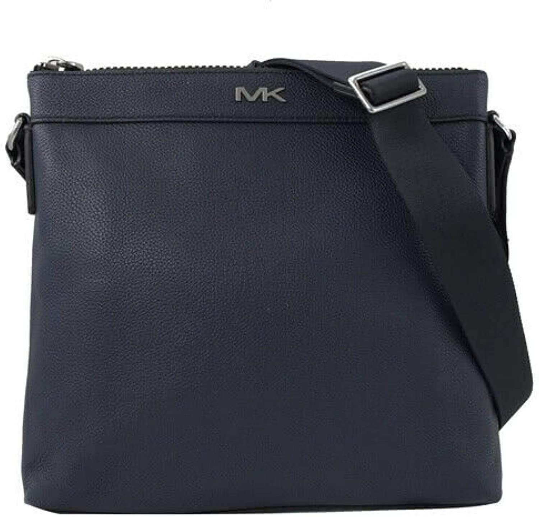 Michael Kors Men's Cooper Crossbody Bag Black MK29376