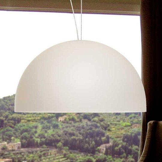 Yksilamppuinen BOWL-riippuvalaisin, 35 cm