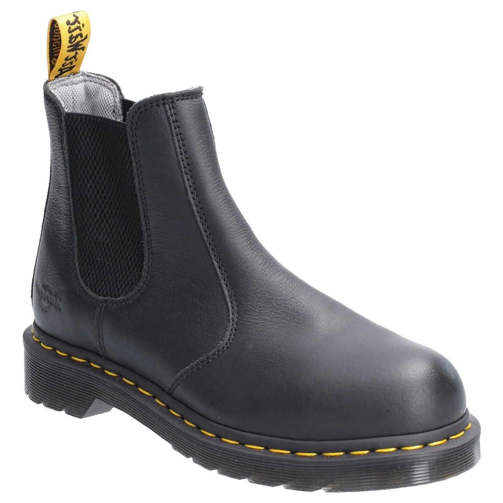 Dr Martens Women's Arbor Elastic Safety Boot Various Colours 29517 - Black 3