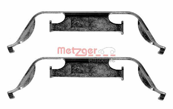 Tarvikesarja, jarrupala METZGER 109-1222