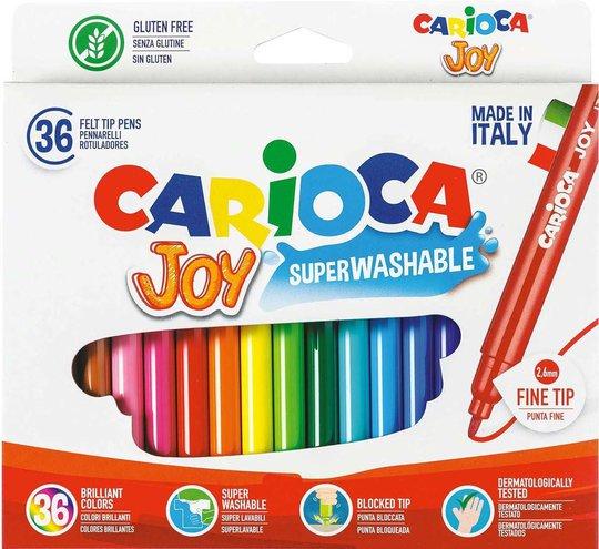 Carioca Fiberpennor 36 St