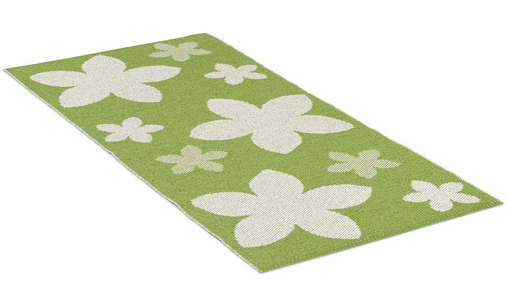 Flower grønn - plastteppe