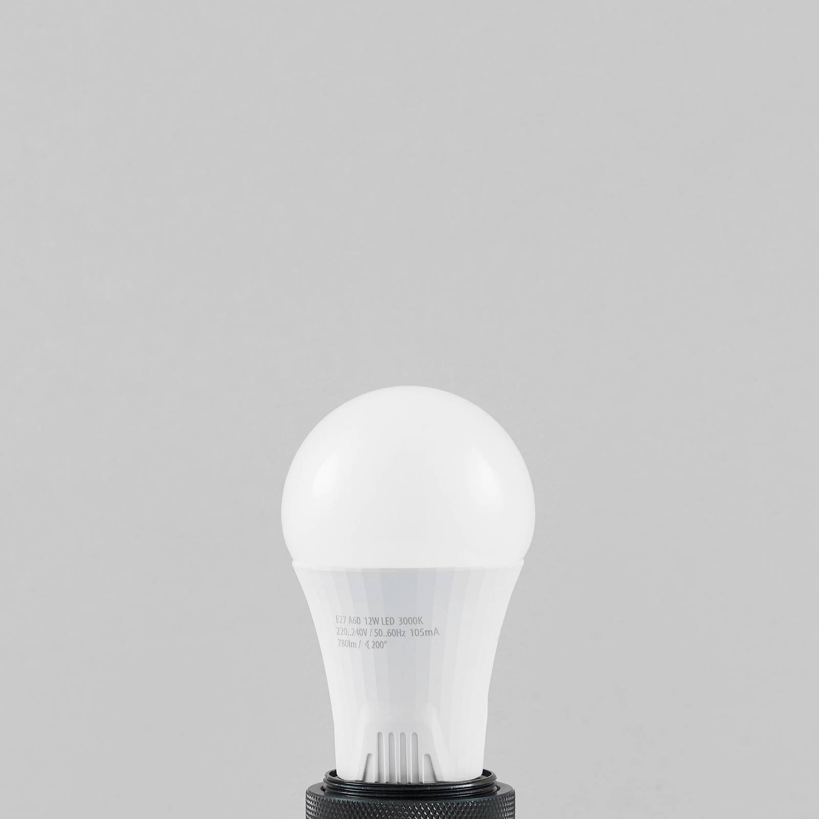 LED-lamppu E27 A60 Ballet 12W 3 000 K opaali