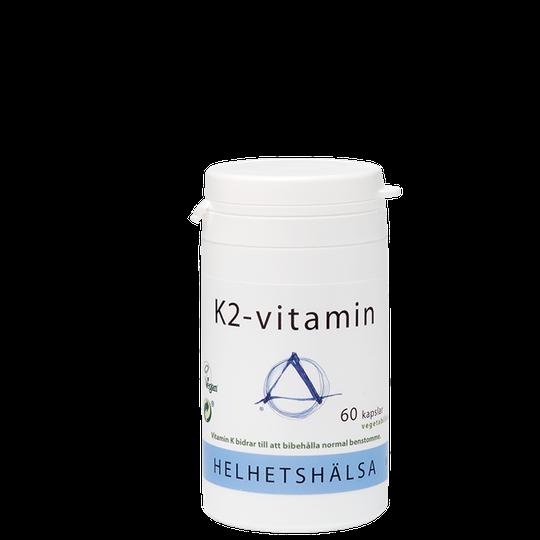 K2-Vitamin, 60 kapslar