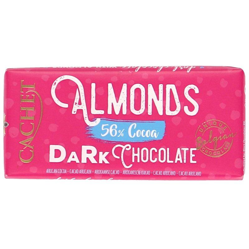 Mörk Choklad Mandlar - 53% rabatt