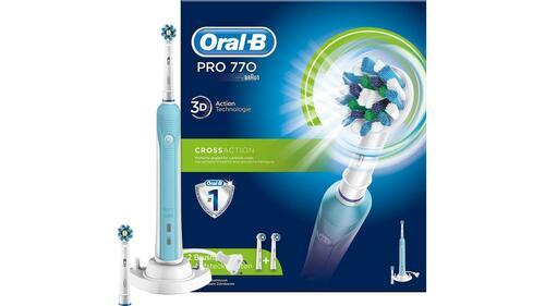 Oral-b Pro 770 Cross Action Tandvård