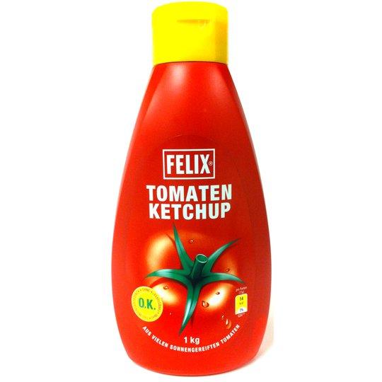 Felix Hot Ketchup - 34% rabatt