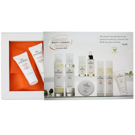 M Picaut Travel Kit, M Picaut Swedish Skincare Ihonhoitopakkaukset