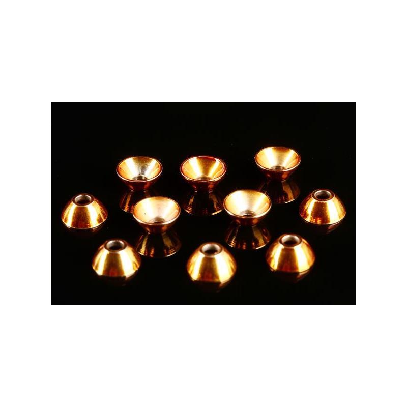 FF HybridCone - Metal Golden Orange 6mm. FutureFly