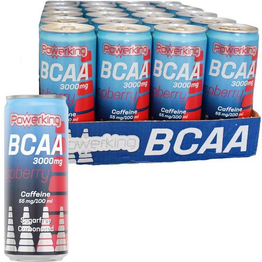 Funktionsdryck BCAA Hallon 24-pack - 47% rabatt