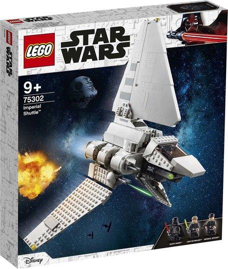 LEGO Star Wars TM 75302 Imperial Shuttle™