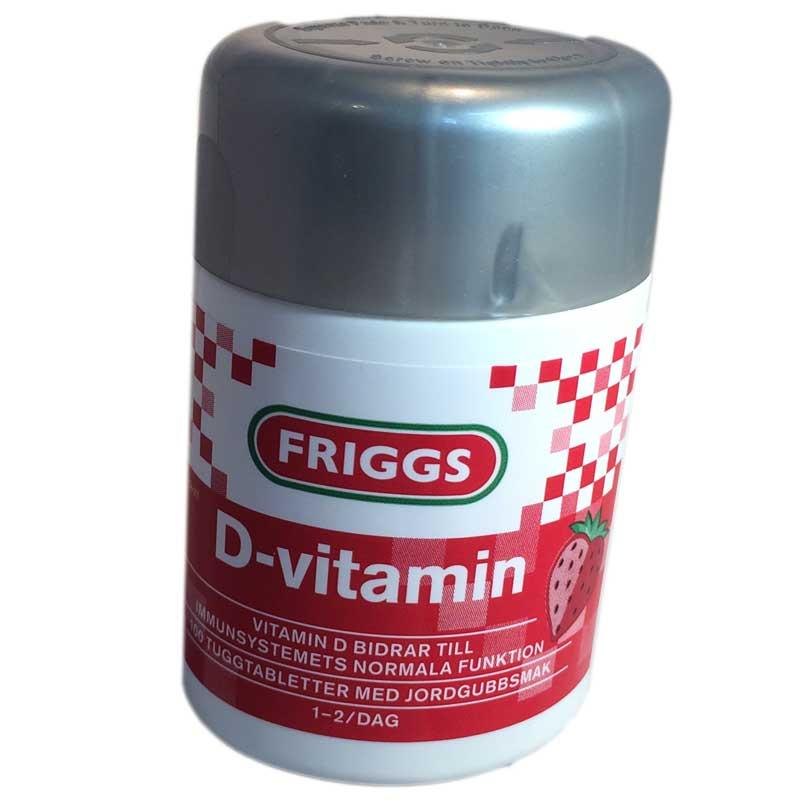 D-vitamin - 44% rabatt