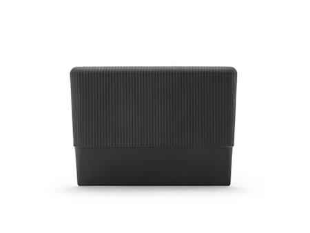 Oppvaskskrape Silikon Mørkegrå