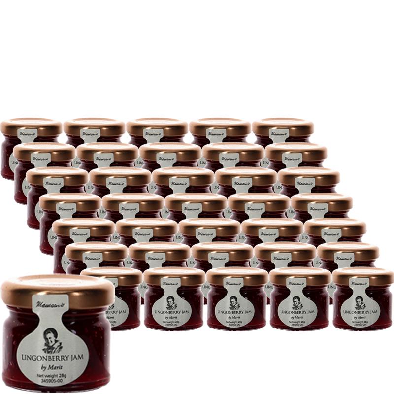 Lingonsylt 35-pack - 72% rabatt