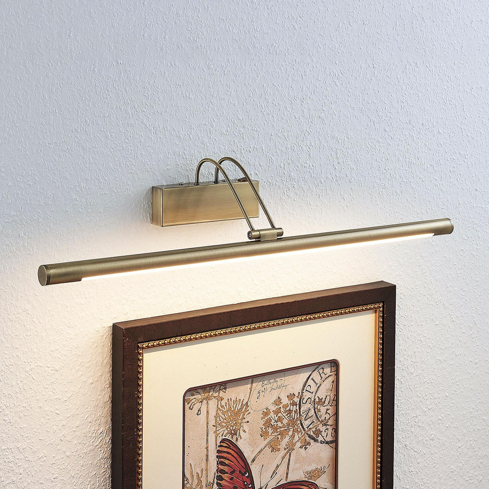 LED-tauluvalaisin Mailine kytkimellä vanhamessinki