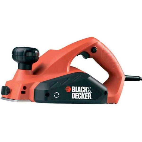 Black & Decker KW712-QS Planhøvel 650 W