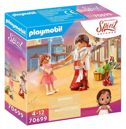 Playmobil 70699 Unge Lucky & Mamma Milagro