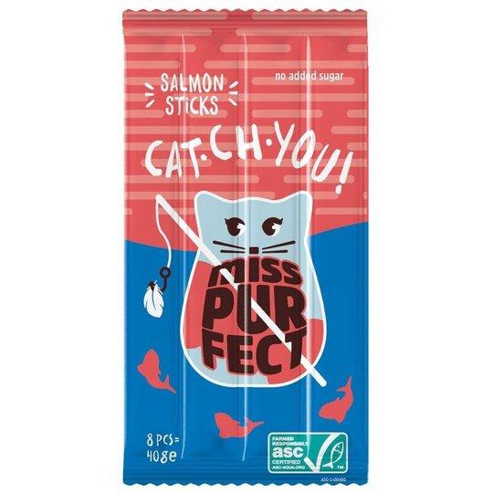 Miss Purfect Cat Sticks Lax 40 g