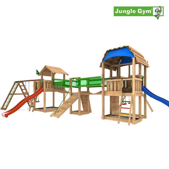 Jungle Gym Lekuniversum 8 komplett, Klätterställning