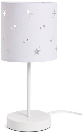 Alice & Fox Bordlampe Star, White