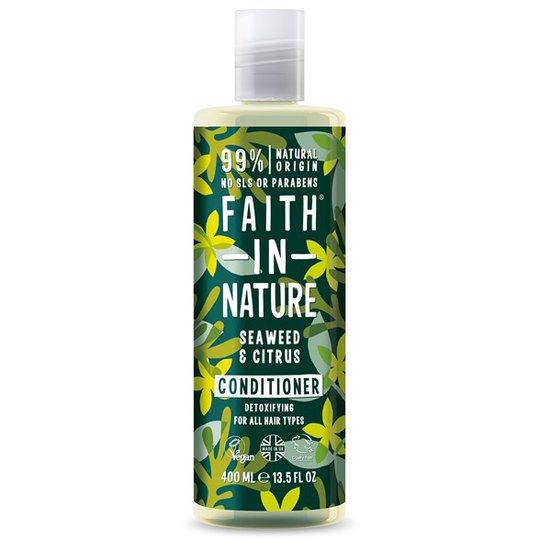 Faith in Nature Seaweed & Citrus Conditioner, 400 ml