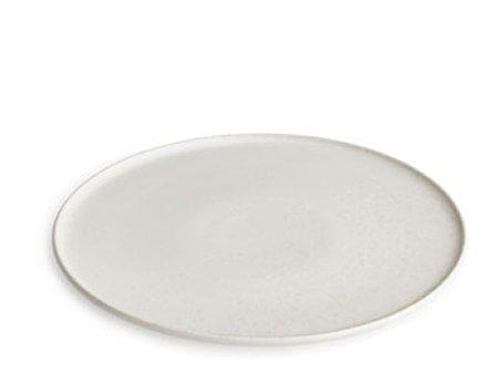 Ombria tallerken Marmorhvit Ø 22 cm