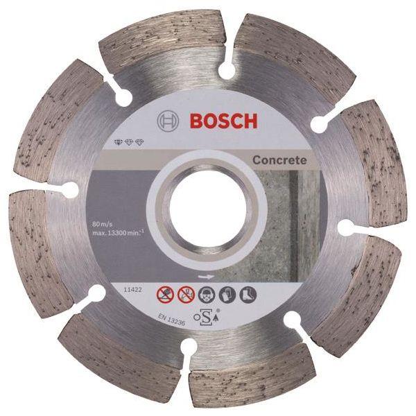 Bosch Standard for Concrete Diamantkappskive 230x22,23mm 10-pakn.