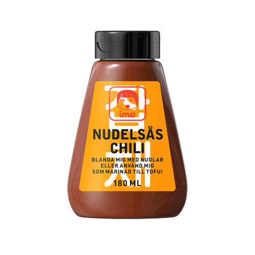 Nudelsås Chili 180ml - 88% rabatt