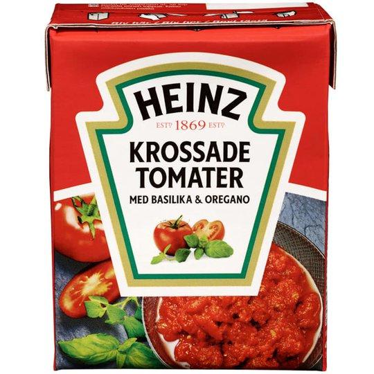 Krossade Tomater Basilika - 27% rabatt