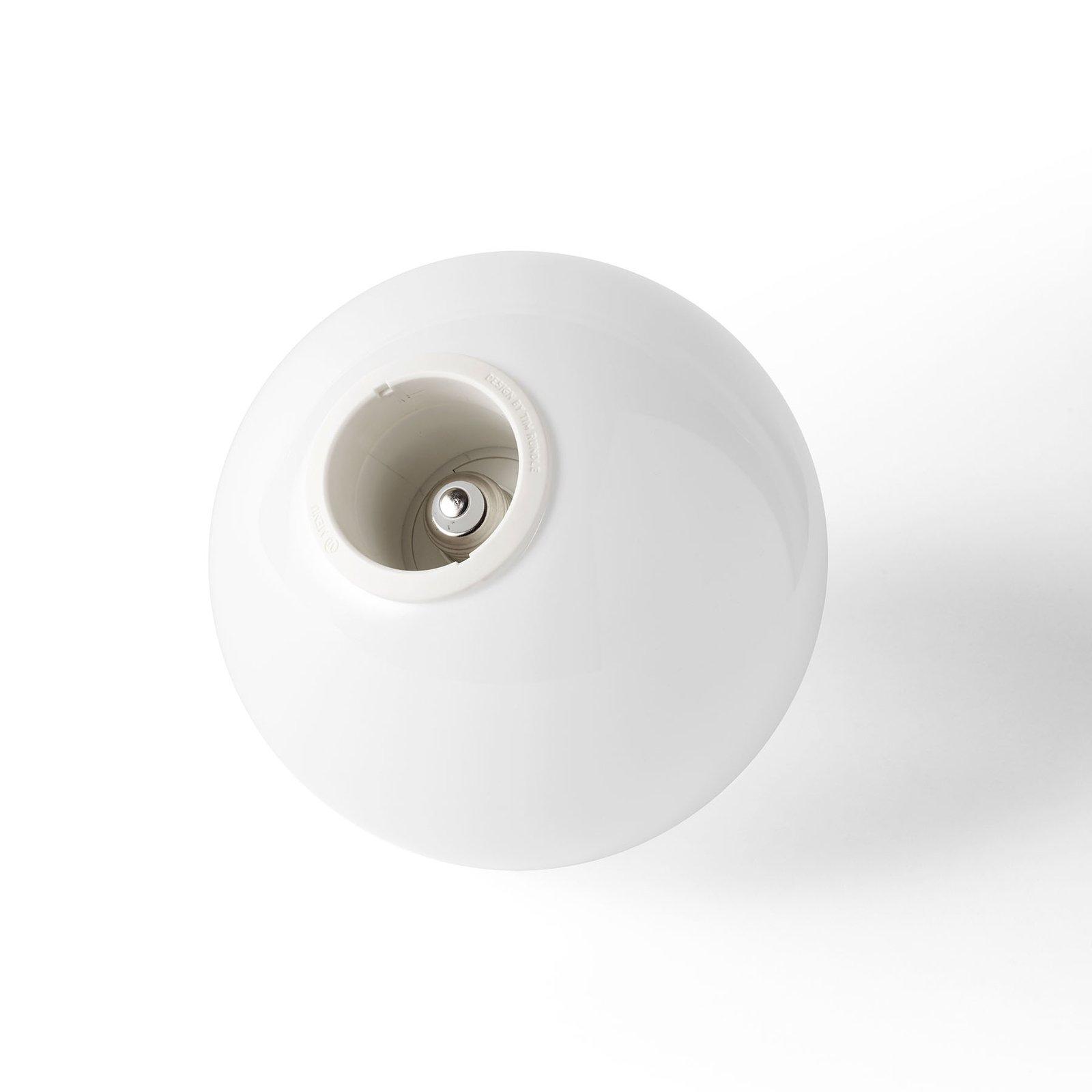 Menu TR Bulb LED-pære E27 6W dim to warm blank