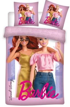 Bed Linen - Adult size 140 x 200 cm - Barbie (1000399)