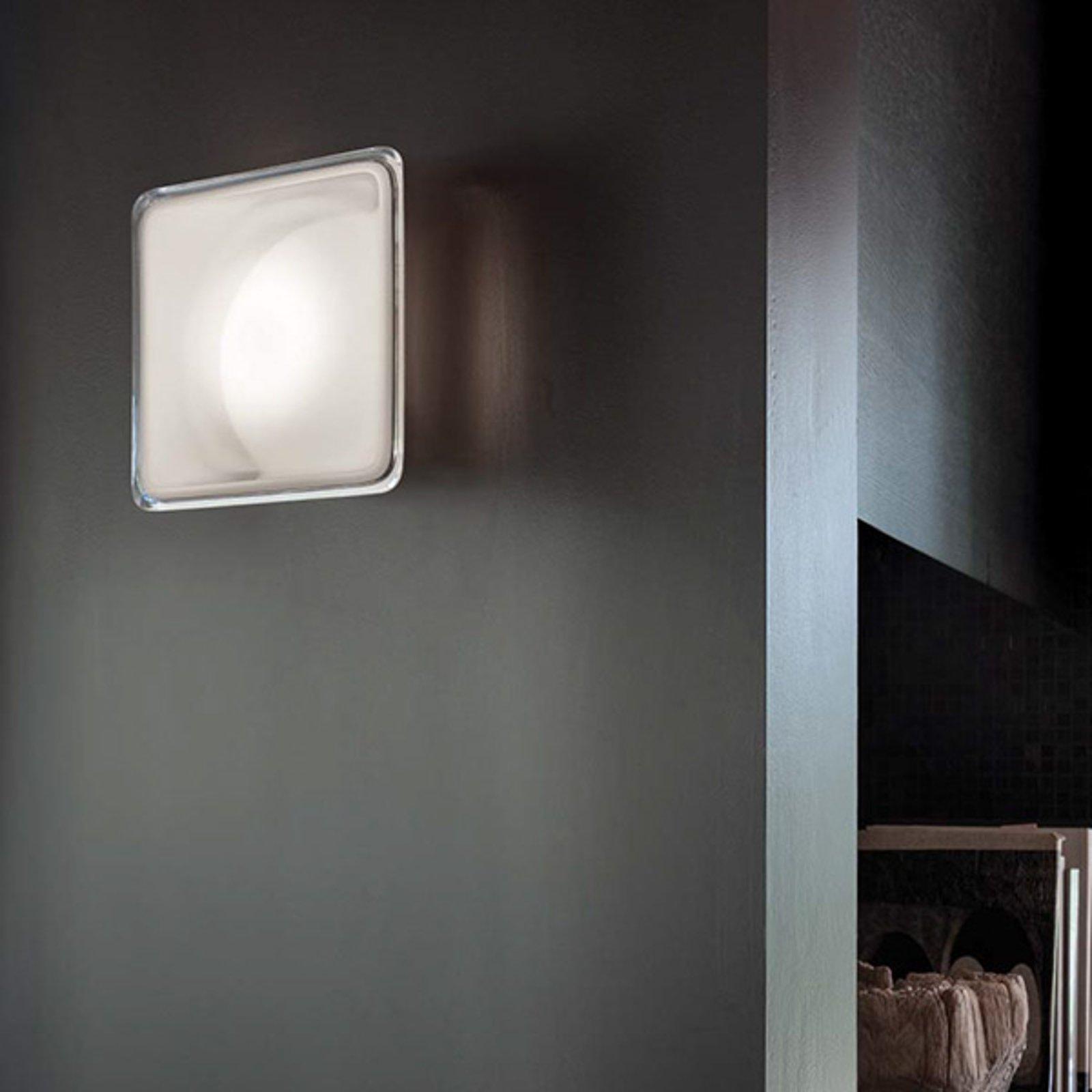 Virkningsfull LED-vegglampe Illusion