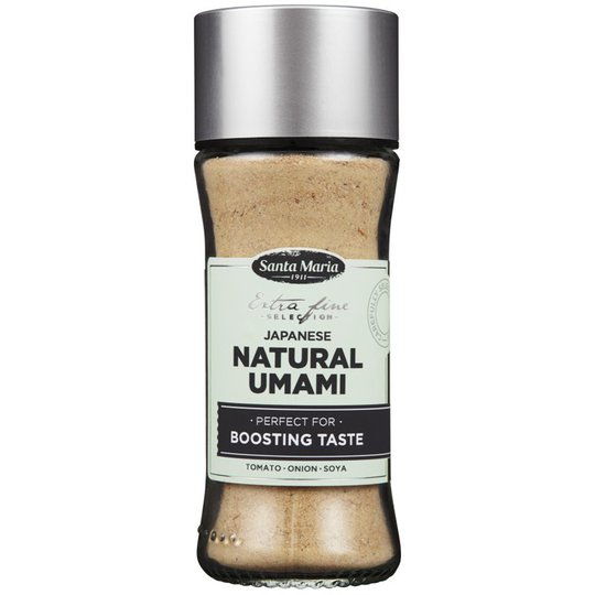 """Kryddblandning """"Natural Umami"""" 44g - 53% rabatt"""
