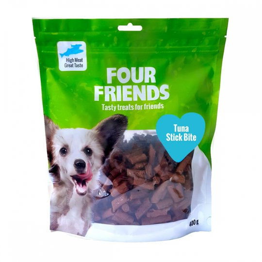 FourFriends Dog Tuna Stick Bite (400 g)