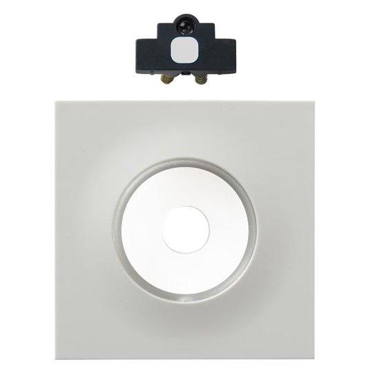 Elko EKO09606 Himmenninsarja valoyksikkö, valorengas ja keskiölevy Valkoinen, valkoinen lamppu