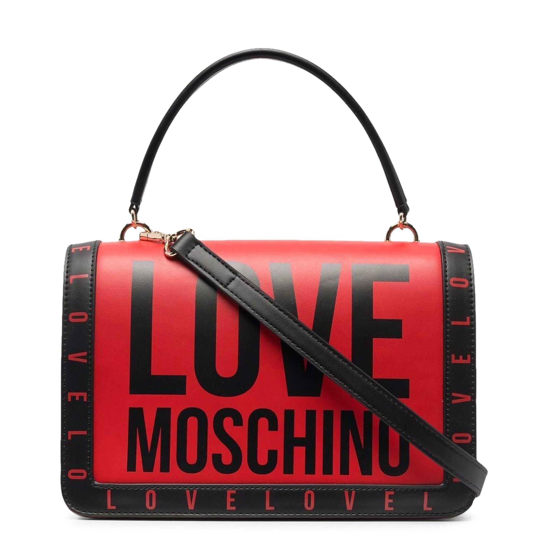 Love Moschino Women's Handbag Various Colours JC4181PP1DLI0 - red NOSIZE